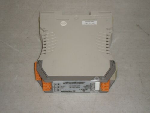 Weidmuller 9918840024 Power Supply CP-SNT 12W Connect Power 115-230VAC 24VDC