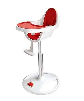Bebe Style Modern Swivel 360 Highchair, Multi Height. Baby child kids high chair