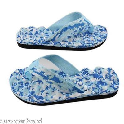 Moda para Hombres Chicos Verano Informales Playa Flip Flop Zapatos Sandalias Flip-Flop caliente 7