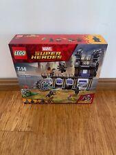 SEALED Lego MARVEL Corvus Glaive Thresher Attack 76103 BRAND NEW NEW