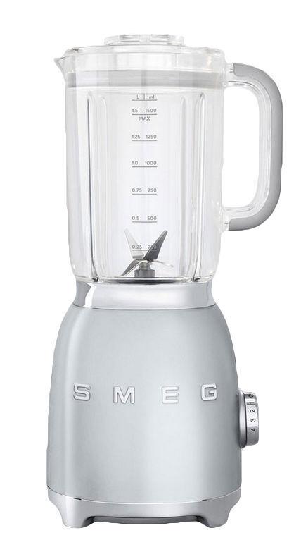 SMEG 50's Retro Style Aesthetic Baby bluee 4-Speeds Blender
