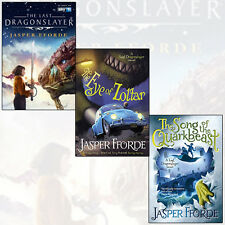 Jasper Fforde Collection Vol (1-3) 3 Books Set (The Last Dragonslayer) New Pack