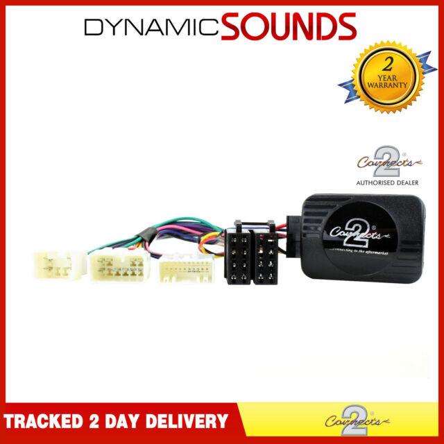 CTSTY001 Steering Wheel Control Adaptor, JVC Stereo for TOYOTA / Lexus