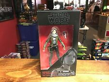 "2016 Star Wars Black Series 6"" Inch Figure MOC - #22 Rogue One JYN ERSO Jedha"