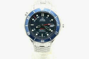 Omega Seamaster GMT 300m Professional 41 mm Co-Axial Automatic, Ref, 2535.80.00