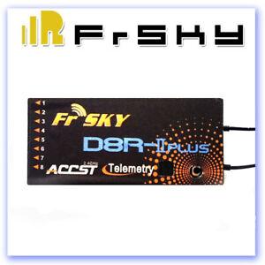 FrSky D8R-II Plus 2.4GHz 8-channel récepteur