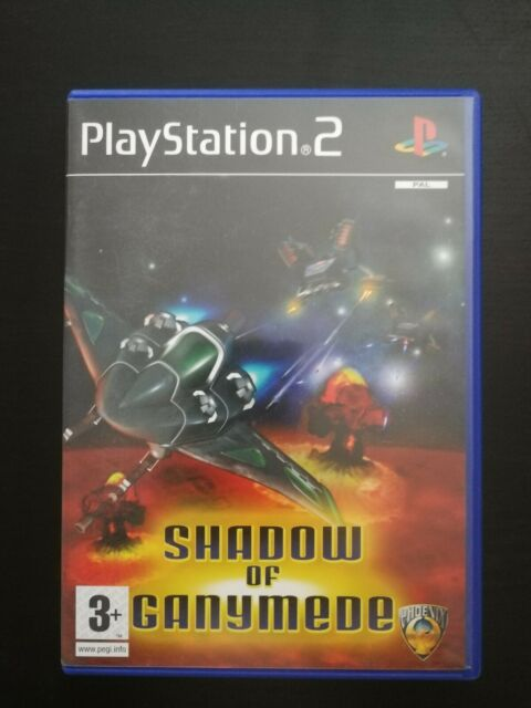Shadow of Ganymede complet- Jeu PS2