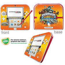 Skylander Giants Vinyl Skin Sticker for Nintendo 2DS