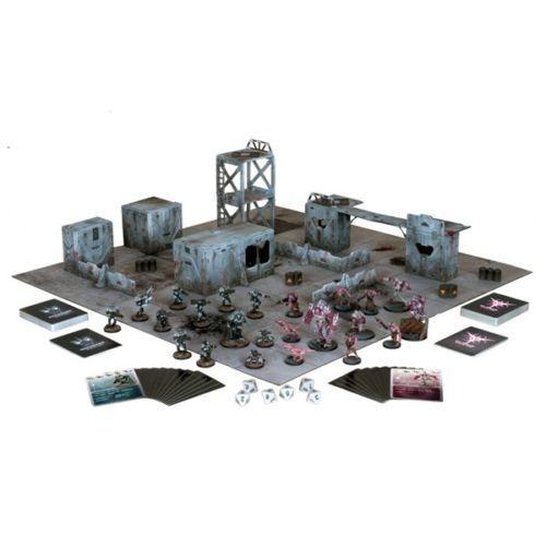 Deadzone - boîte de base + 1 mini - ed.limit é e  neu