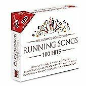 Running-Songs-100-Hits-The-Ultimate-Collection-Various-Audio-CD-New-FREE-amp