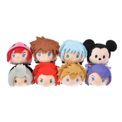 KINGDOM HEARTS III Plush toy 2020 Disney store Japan TSUM TSUM