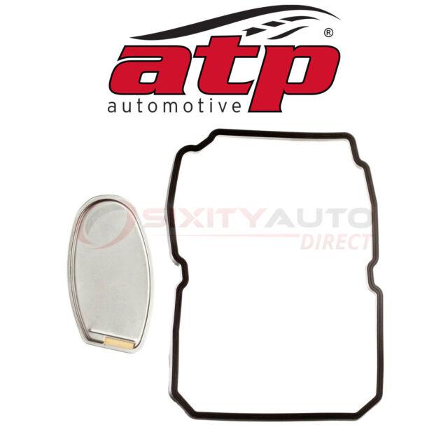 ATP Automotive Auto Transmission Filter Kit For 2008-2014