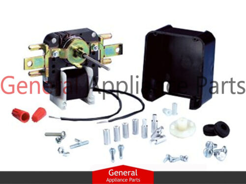 KitchenAid Admiral Amana Refrigerator Evaporator Motor 530314 530452 530675