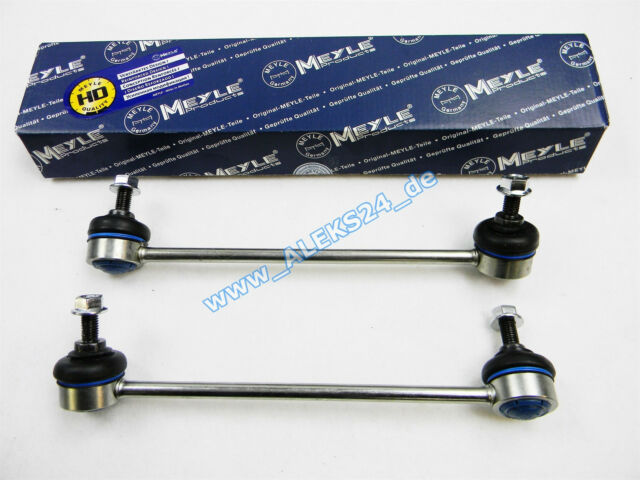 Meyle HD 2X Coupling Sway bar Front Reinforced for Renault Twingo 16-160600000HD