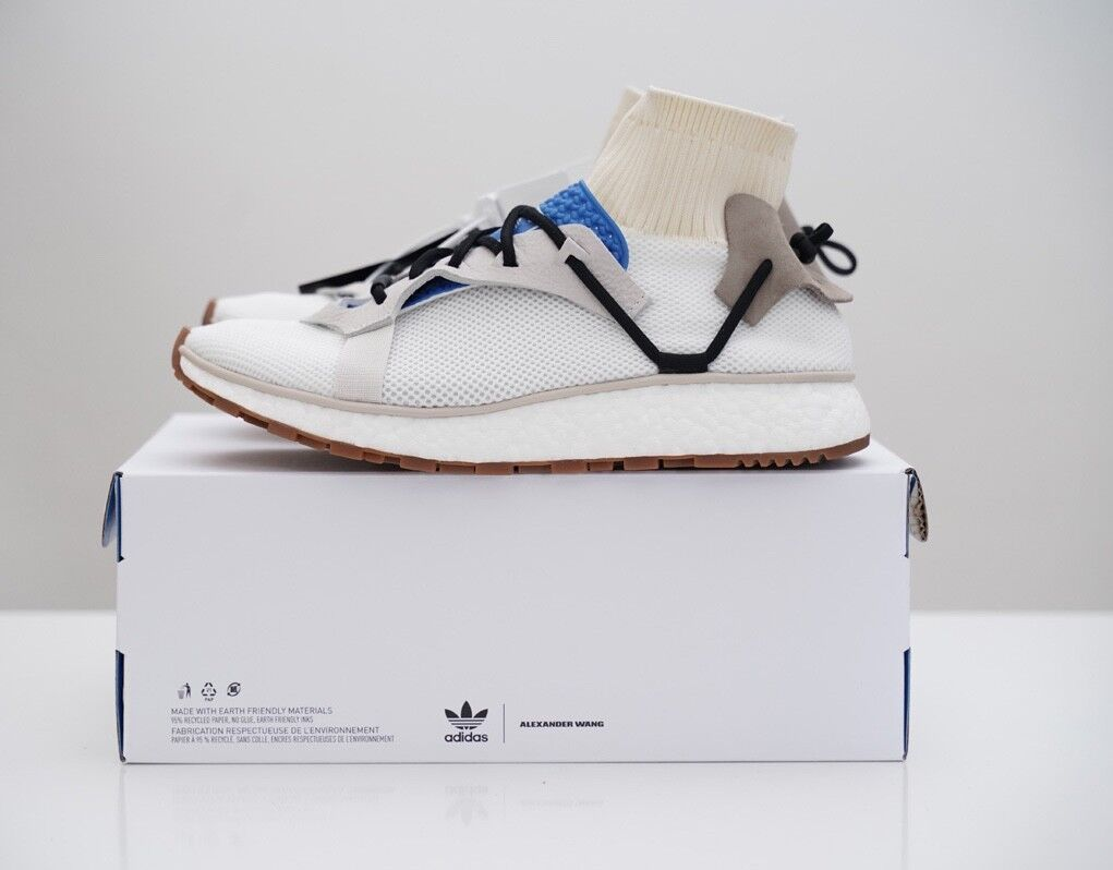 Original Adidas X Alexander Wang AW RUN - EU 44 LIMITED EDITION - US 10 - UK 9,5    | Schönes Design