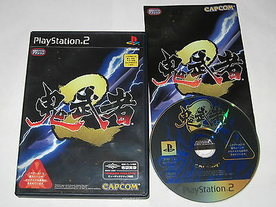 Onimusha 2 Playstation 2 PS2 Japan import US Seller