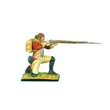 AWI046 British 22nd Foot Kneeling Firing - Bare Head by First Legion