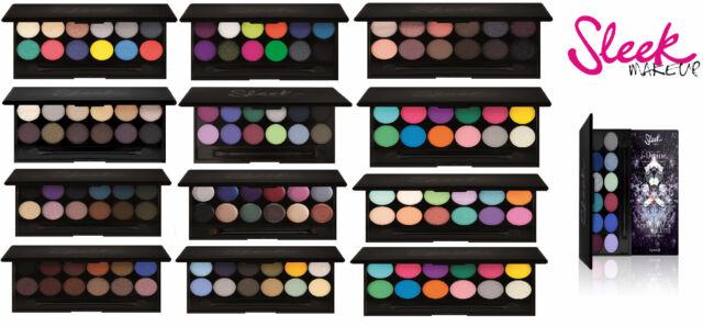 SLEEK MAKEUP I-Divine 12 Colours Eyeshadow Palette 100% GENUINE GUARANTEED
