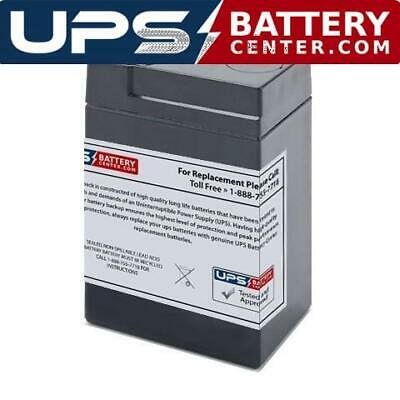 NEATA NT6-7.0 6V 7Ah F1 Replacement Battery