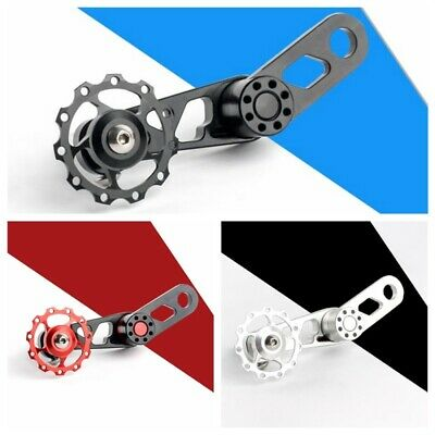 Aluminum MTB Bike Bicycle Single Speed Converter Chain Tensioner Light Weight