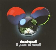 Deadmau5 - 5 Years of Mau5 [New CD] Holland - Import