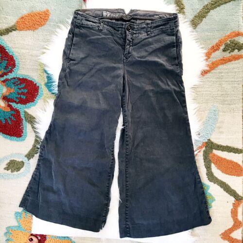 Level 28 Anthropologie marinaio taglia larga 99 Jeans stile da donna gamba Grigio a OwPgqndw