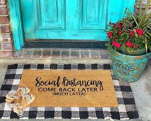 Personalized Outdoor Doormat Funny Doormat Home Decor Ebay