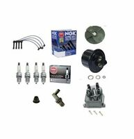 Civic Cx Dx Lx D15b7 D15b8 Tune Up Kit Gas Filter Cap Rotor Ngk Wires & Plugs on sale