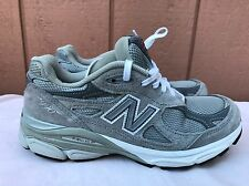 New Balance 990 v3 Women's Running Shoes Size US 7 D EU 37.5 Gray W990GL3