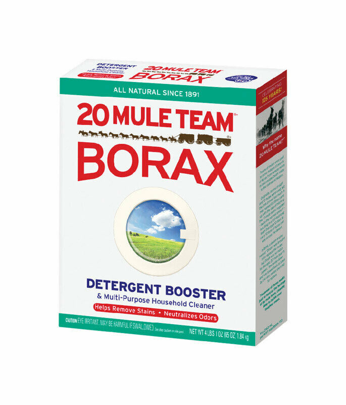 20 Mule Team  No Scent Laundry Detergent  Powder  65 oz.