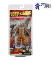 Borderlands Video Game Psycho Bandit 7in Action Figure Neca Toys on Sale
