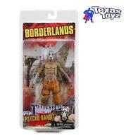 Borderlands Video Game Psycho Bandit 7in Action Figure Neca Toys on sale