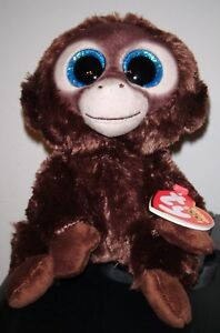 638c7955665 Ty Beanie Boos ~ OLGA the Monkey (6 Inch)(European Exclusive) NEW ...