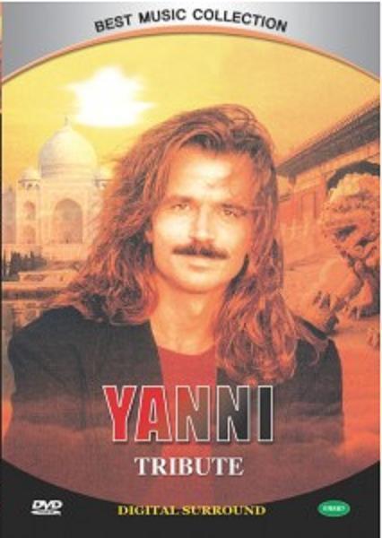 yanni tribute dvd