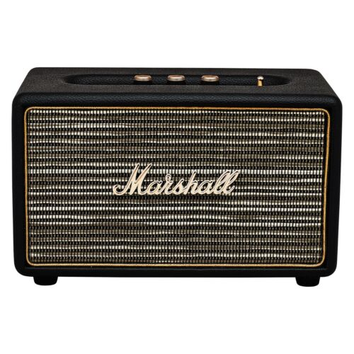 Marshall Acton 50W Wireless Bluetooth Home Speaker Black