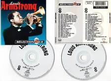 "LOUIS ARMSTRONG ""Selection - 40 Titres"" (2 CD) 1994"