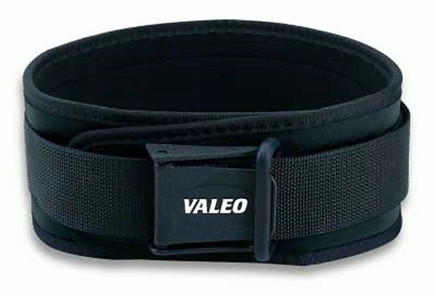 Valeo CLASSIC LIFTING BELT Memory Foam Support 4  VCL CFT Ocelot Weightlift