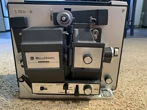 Vintage-Bell-amp-Howell-8mm-Super-8-Autoload-Projector-Untested