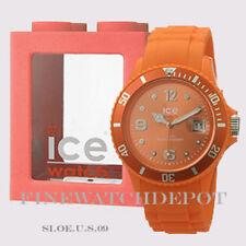 Authentic Ice Sili Orange Unisex Watch SI.OE.U.S.09