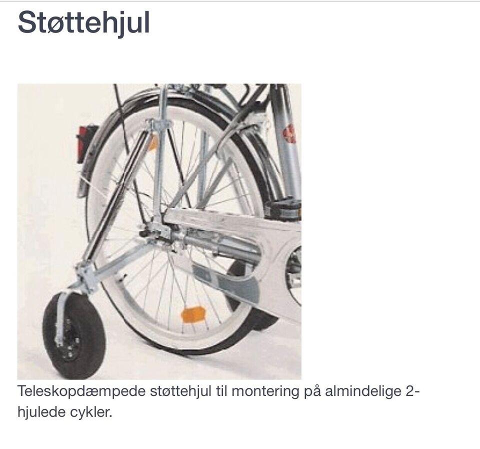"Støttehjul, Haverich ""20"