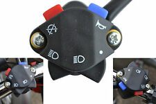 "Motocross Enduro Motorbike Light Horn Kill Switch for 22mm 7/8"" Handlebars"