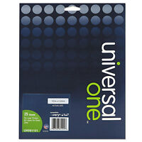 Universal Laser Printer Permanent Labels 1/2 X 1-3/4 Clear 2000/box 81101 on Sale