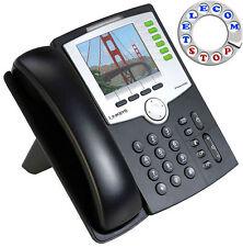 Cisco Linksys SPA962 IP Phone Telephone - Inc VAT & Warranty