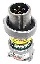 60a plug appleton acp6034bc 3 wire 4 pole ebay item 7 appleton acp3044bc 4 wire 4 pole style 1 30 amp metallic clamping ring plug appleton acp3044bc 4 wire 4 pole style 1 30 amp metallic clamping ring sciox Image collections