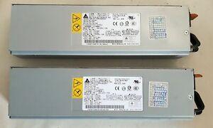 IBM 39Y7389 BACKPLANE POWER SUPPLY CAGE + 2x Delta Electronics DPS-980CB A PSU