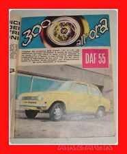 DAFF 55 300 ALL'ORA 1968 Intrepido N 6