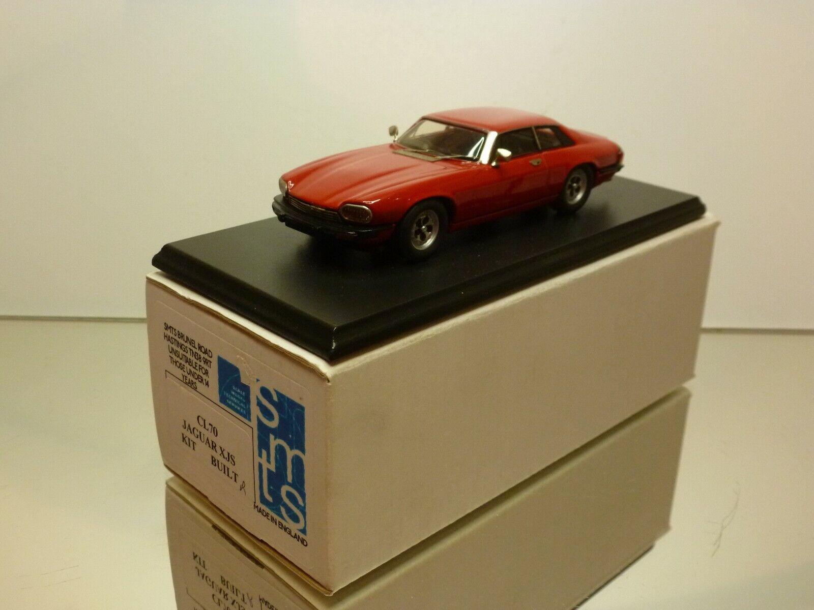 Precio al por mayor y calidad confiable. SMTS CL70 JAGUAR XJS V12 -  rojo rojo rojo 1 43 - EXCELLENT IN BOX  a la venta