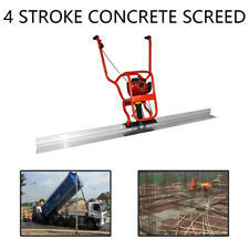 Gx35 950w Concrete Screed 4 Cycle Engine 2m Board Cement Vibrating Power Screed