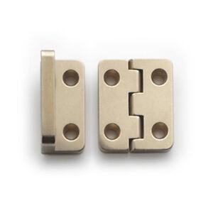 Solid Brass Small Box Hinge Ebay