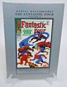 The-Fantastic-Four-Volume-8-Thing-Marvel-Masterworks-HC-Hard-Cover-New-Sealed